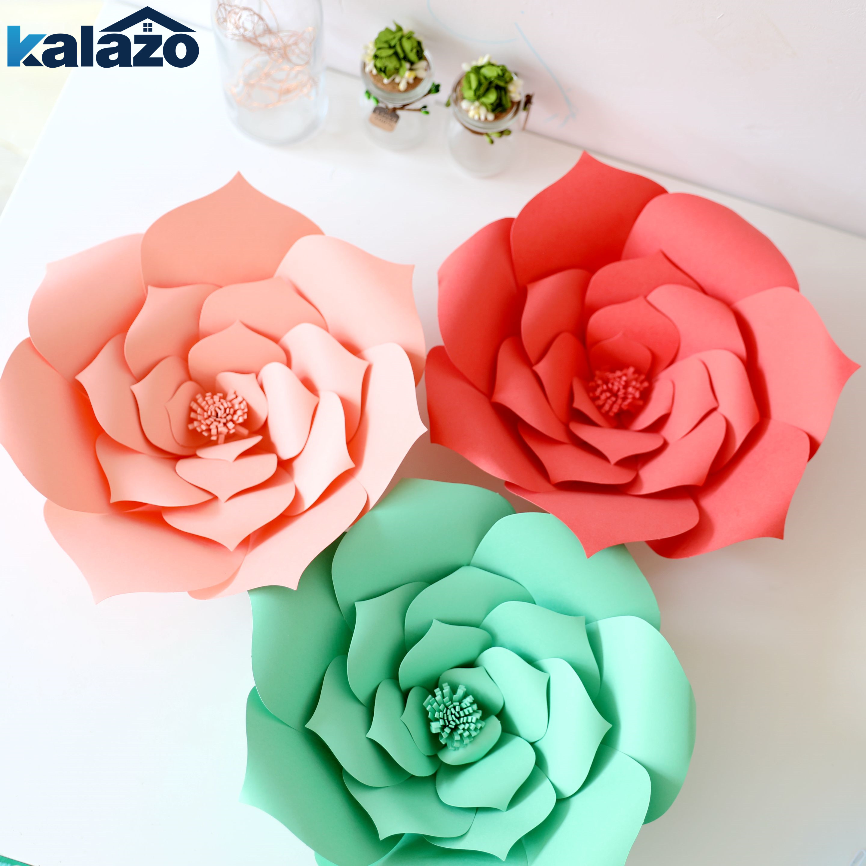 2 PCS Colorful Silk Flowers 15 Heads Mini Rose Bouquet Home Party Gift Supplies