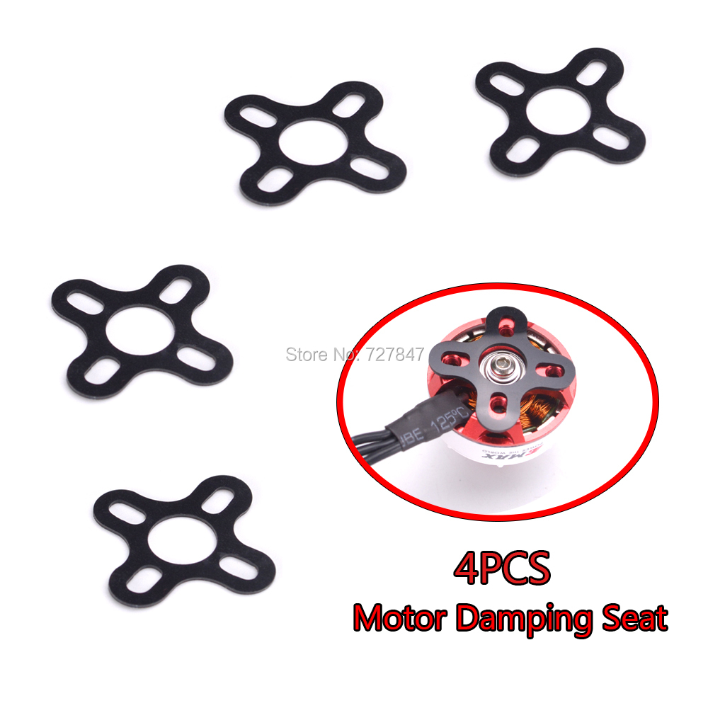 NEW Motor Damping Seat FPV Drone Cushioning Pad Shock Vibration Absorber Mount Seat for 2204 2205 22XX series Motor accessories