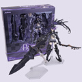 Anime Insane Black Rock Shooter Figma SP-041 PVC Action Figure Collectible Toy 16.5cm
