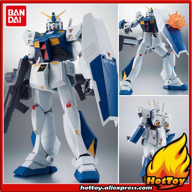 100% Original BANDAI Robot Spirits No. 234 Action Figure - RX-78NT-1 Gundam NT-1 ver. A.N.I.M.E. from