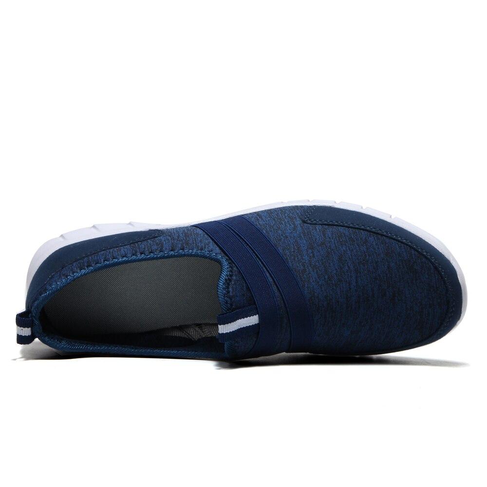 Image 4 - STQ 2020 Summer Women Sneakers Shoes Women Breathable Mesh Shoes Ballet Flats Ladies Slip On Flats Loafers Shoes Plus Size 7696Womens Flats   -