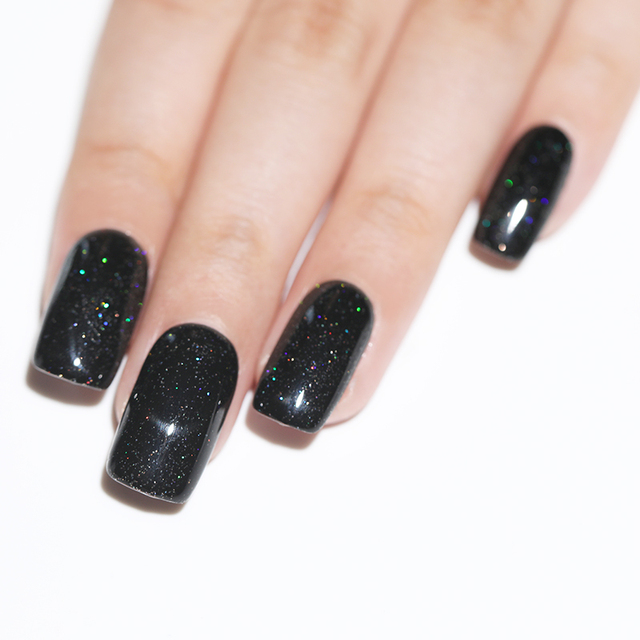 LILYCUTE Glitter Nail Polish Gel Varnish 5ml