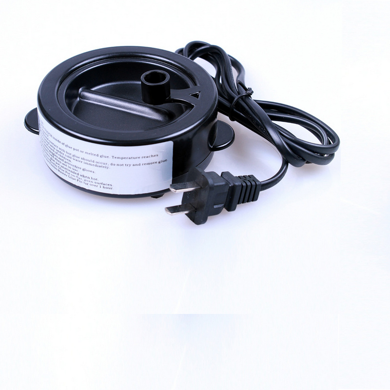 Melting Pot Medium Capacity Constant Temperature Glue Pot Support EU/US/UK/AU Plug For Fusion Hair Extensions