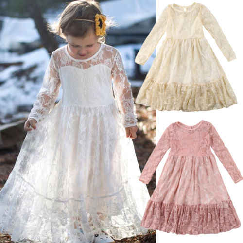 338a4d187 Detail Feedback Questions about Princess Lace Toddler Baby Girls ...