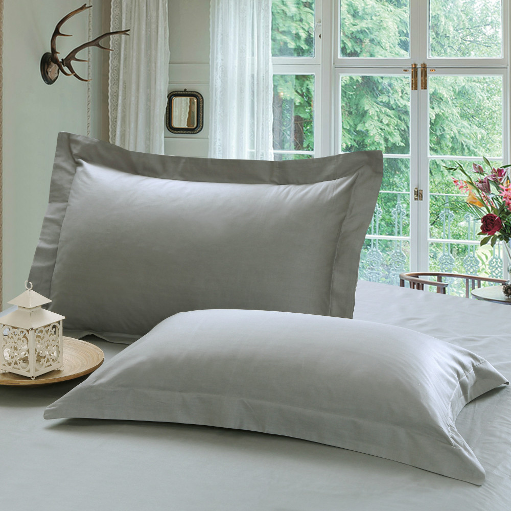 buy 14 colors 133 72 100 cotton new fashion envelope pillowcase back side open. Black Bedroom Furniture Sets. Home Design Ideas