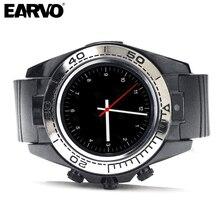 Bluetooth smart watch sw007 circular pantalla smartwatch despertador soporte de la cámara tarjeta sim tf facebook twitter relogios inteligentes