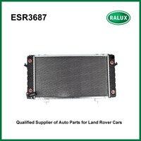 ESR3687 Defender için yüksek kalite araba radyatör 1987-2006 Discovery 1 1989-1998 oto radyatör motor soğutma sistemi tedarik