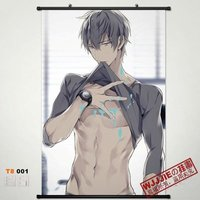 Wall Scroll Home Decor Anime Poster Yaoi 10 ten Count Rihito Takarai Ten Count T8 001