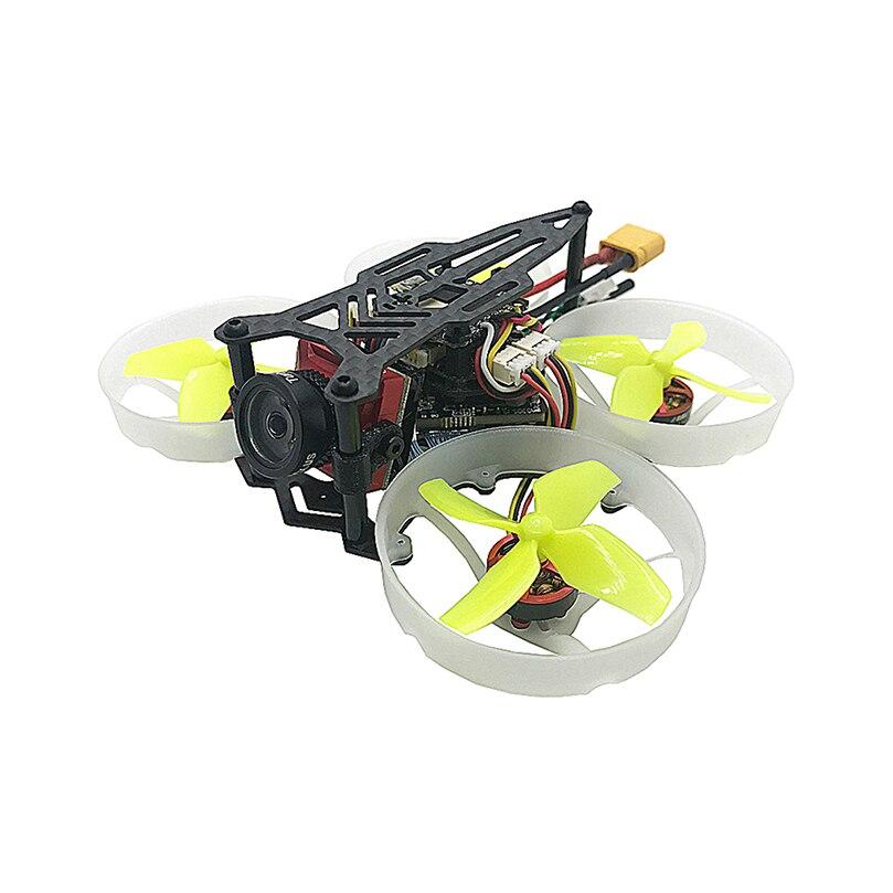سرعة كاملة TinyLeader HDV2 V2 فرش BWhoop طائرة بدون طيار FPV Quadcopter 2 3 S 25 600 mw VTX 1103 11000KV المحرك caddx مايكرو F2 كاميرا-في قطع غيار وملحقات من الألعاب والهوايات على  مجموعة 1