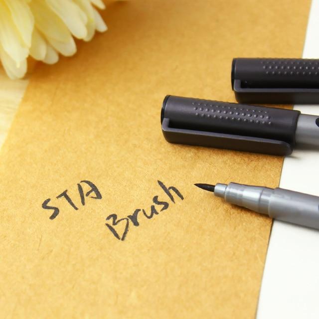 Genuine 8050waterproof hand-painted pens hook line pen pen stroke comic sketch designh Art Markers 3