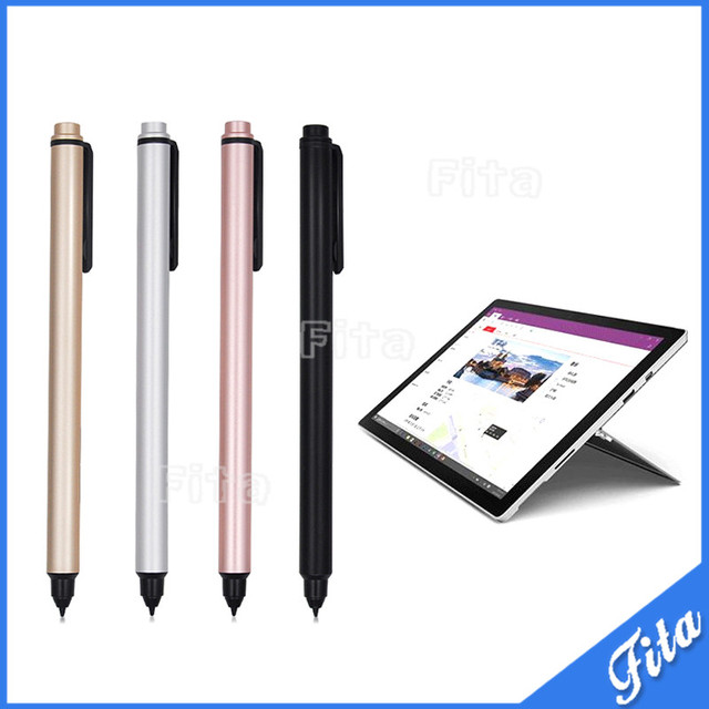 Universal New N-trig Stylus Pen for Microsoft Surface Pro 3 Pro 4 Pro 5 Surface Book Laptop Electromagnetic Pen