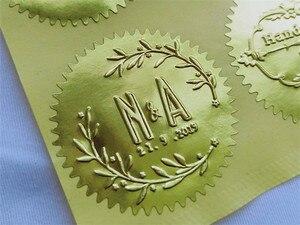Image 5 - Gaufrage pour sceau personnalisé, sceau de mariage