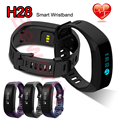 Smart Bracelet Heart Rate Monitor H28 Sports Wristband Bluetooth Smart Band Smartwatch Fitness Tracker for Android IOS Phone Men