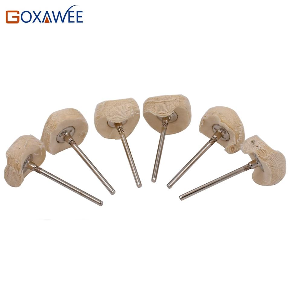 GOXAWEE 10 buc Bucăți Dremel Accesorii Dustel Pulverizare Pad - Instrumente abrazive - Fotografie 5