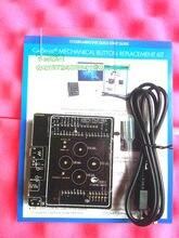 CY3280-MBR3 ferramentas de desenvolvimento do sensor toque kit controle capsense para cy8cmbr3xxx cypress