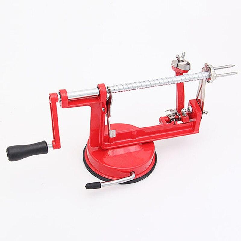 3 In 1 Apple Peeler Slicing Stainless Steel Fruit Machine
