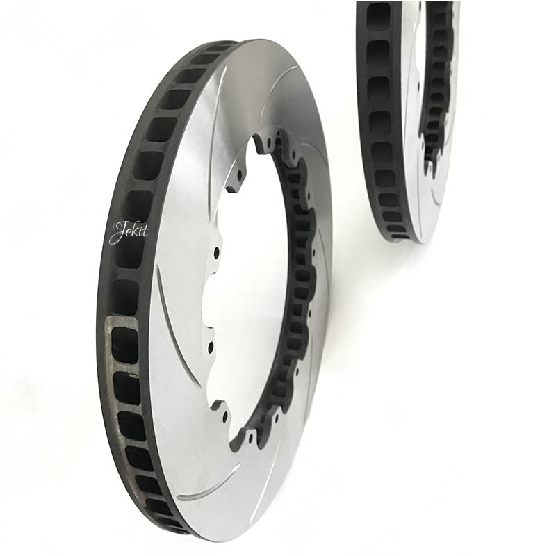 Jekit brake disc size 285/295/330/345/355/362/365/370/380/390/405/410mm for many type brake calipers as your requirement