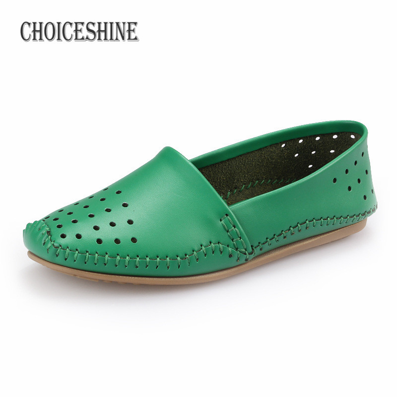 New Women Casual Fashion Shoes Genuine Leather Women Flats Slip On Woman Loafers Moccasins Driving Ladies Zapatos Mujer Shoe casual shoes 2016 fashion genuine leather loafers moccasins slip on flats shoes black golden sliver 3 colors