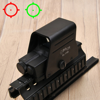 LE 1100 Holographic Red Dot Tactical Hunting Riflescopes Luneta Para Rifle Airsoft Air Aifles Laser Reflex