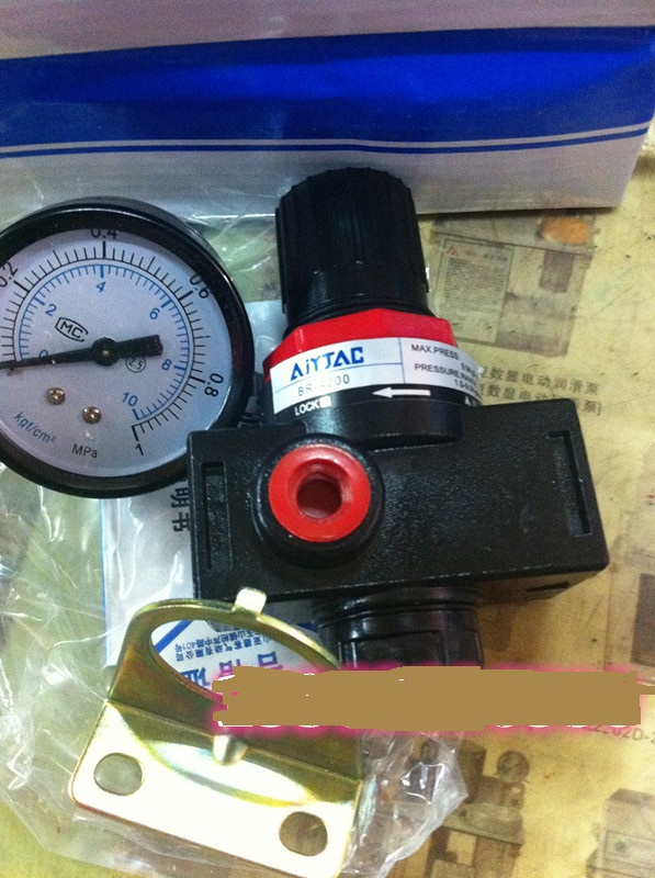 NEW AIRTAC genuine original valve pressure regulating valve BR2000 airtac new original authentic solenoid valve 4v420 15 ac220v