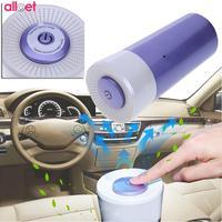 Mini Auto Air Purifier Active Oxygen Air Freshener Cleaner Remove Odor Air Ozonizer Ozone Ionizer Generator Sterilization Germic