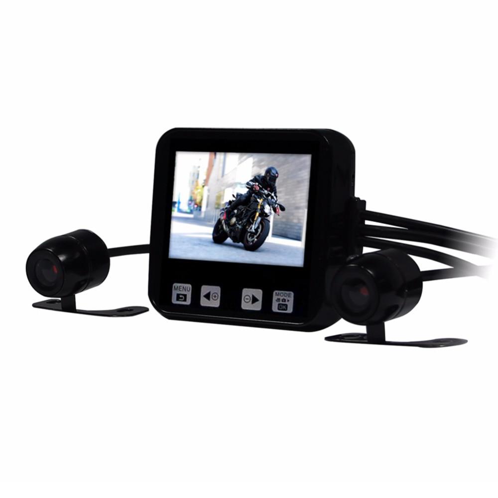 Nový příjezd C6 Motocykl DVR 2.0