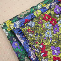 CF254 2018 New Fabric For Women S Dress 100x68cm 6Color Primrose Brocade Fabric Yarn Dyed Fabric