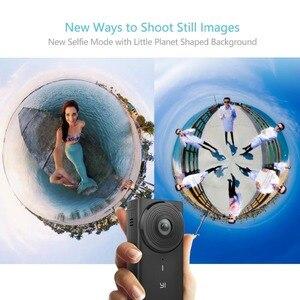 Image 5 - YI 360 VR カメラデュアルレンズ 5.7 18K こんにちは解像度パノラマカメラ電子画像安定化、 4 18K インカメラステッチ