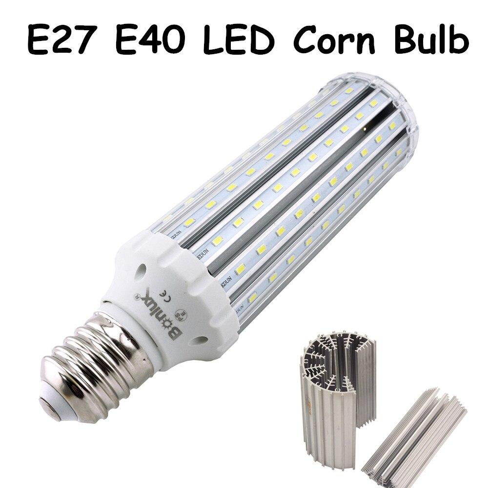 45 W E26/E27 E40 LED Maïs Ampoule 400 W Halogène/150 Watts CFL remplacement Vis Base LED Commerciale la Lumière De Maïs E27 Hight Bay éclairage
