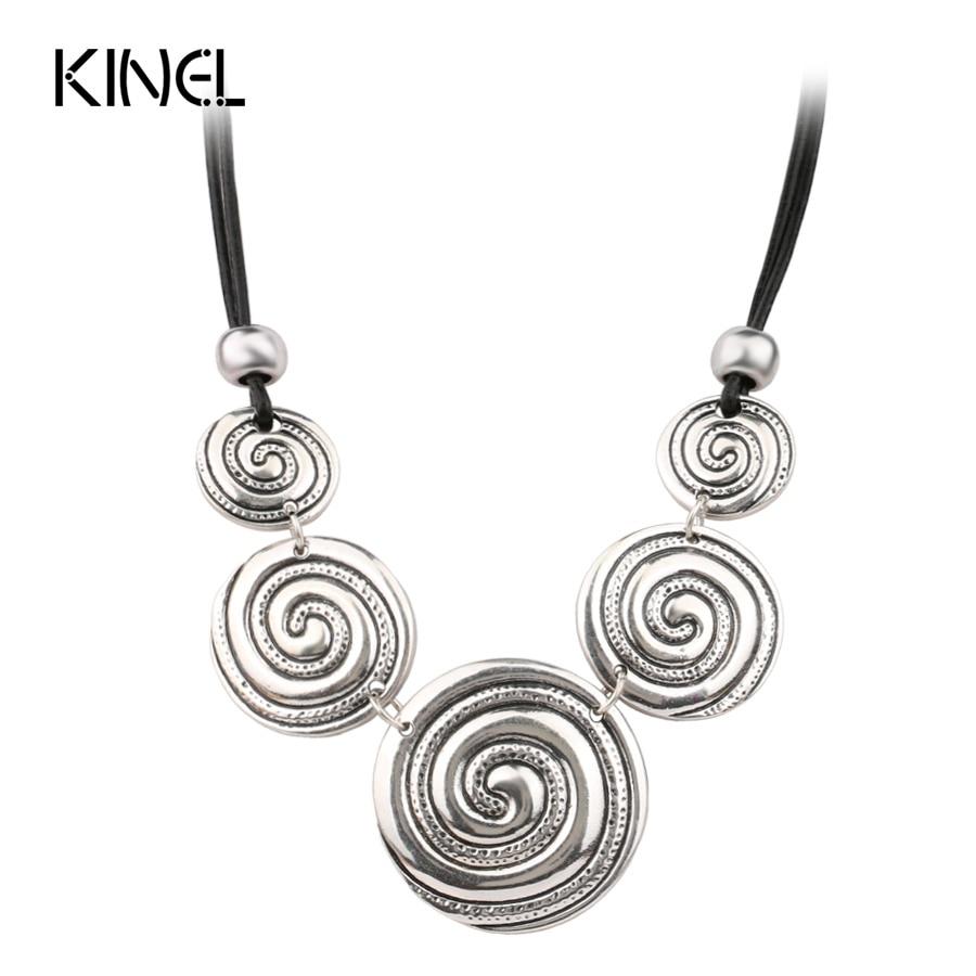 Forró eladó szerelmeseinek kreatív medál nyaklánc színes ezüst butik ajándék női Vintage nyaklánc divat ékszerek 2016 Új
