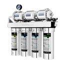 Очиститель воды выход воды 180л/ч бытовой фильтр для воды 7 этап фильтрации из нержавеющей стали прямой очиститель питьевой воды 1 шт.