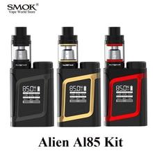 Original SMOK Alien Box Mod AL85 Kit Electronic Cigarette Vaporizer Vape E Cigarette Pen VS eVic VTC Mini iStick Pico S210