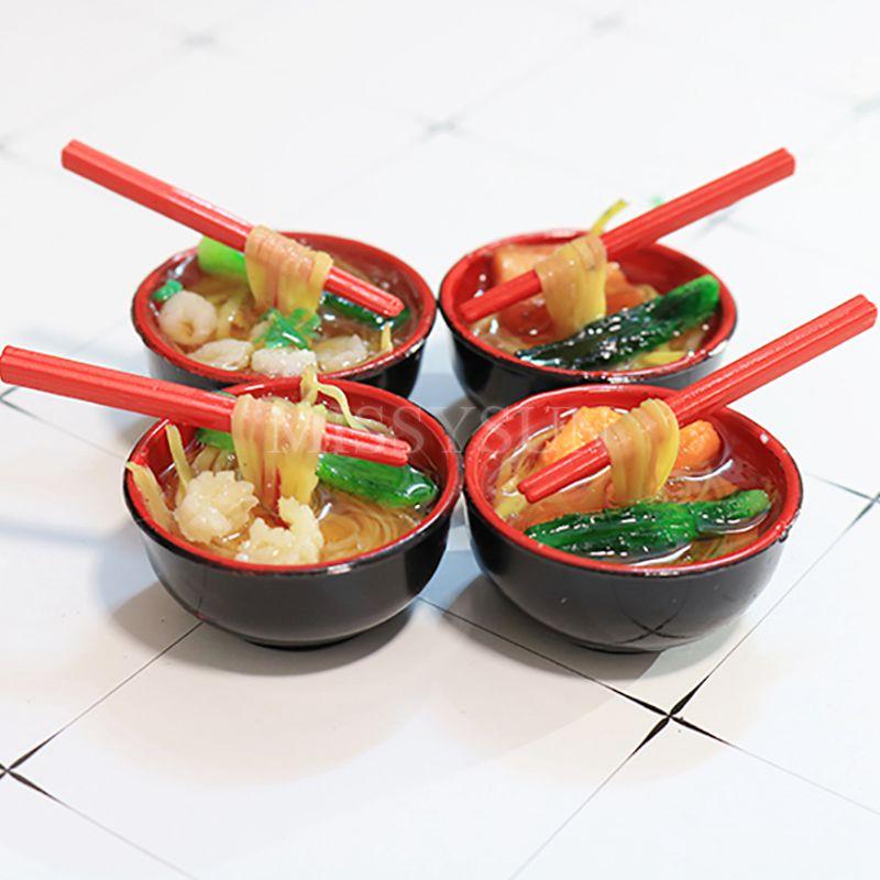 Barbie 1:6 Kitchen Food Miniature Handmade Package of Noodles