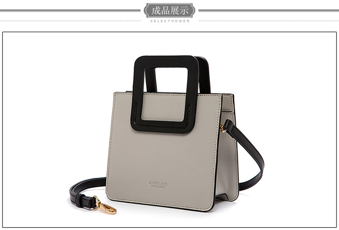Leather Handmade Craft women`s shoulder bag Sewing Pattern Acrylic ...