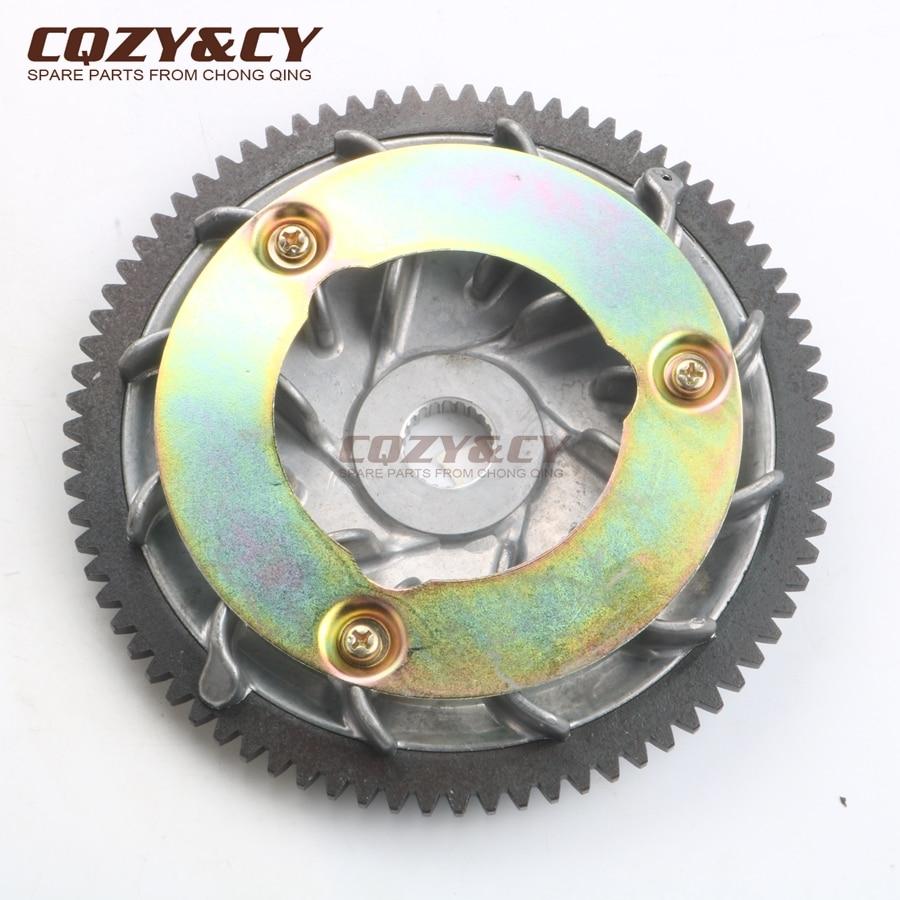 High Quality Front Pulley From For GILERA 125cc Nexus Eu3 Runner Vx Runner Vx 4t Eu3 125cc 78 Teeth 141mm 100320310 845607