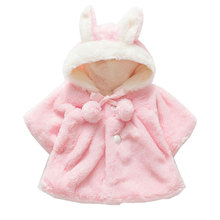 Newborn Baby Hooded Coat Girls Baby Clothing Autumn Winter Long Sleeves Keep Warm Hooded Jacket Coat Clothes Snowsuit Tops стоимость