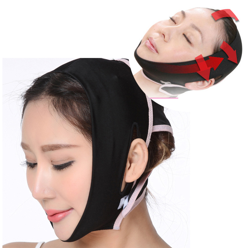 1Pcs 3D Face Slimmer Mask Face-lift Device Beauty&health too