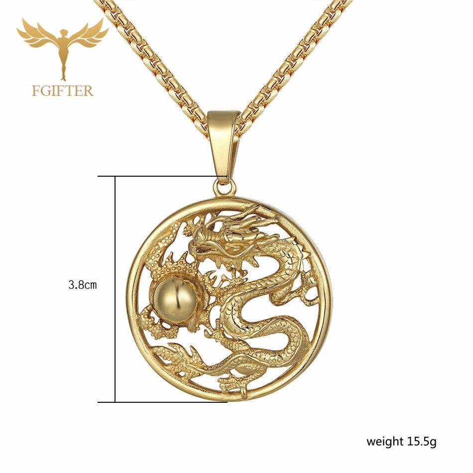 Dragon Genuine 29mm x 20mm Orange Agate Gemstone Pendant 18K Feng Shui Gems Vintage Look Pendant Center Focal Point Semi Precious