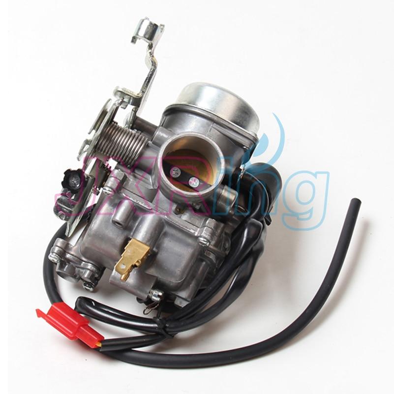 Top quality Keihin CVK Carburetor Carb PD30J Carb For Feishen FS 300cc ATV Quad Go Kart Buggy mikuni carburetor vm24 28mm round slide carburetor for 150cc 200cc 250cc atv quad buggy go kar carb free shipping