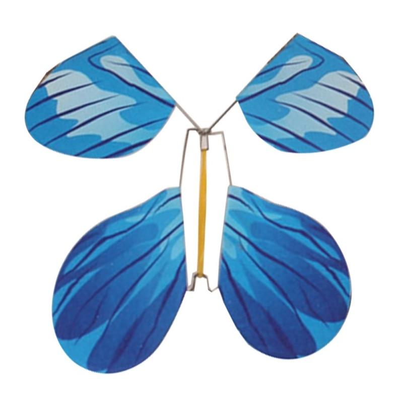 Funny Novelty font b Toys b font Hand Transformation Joke Butterfly font b Toys b font