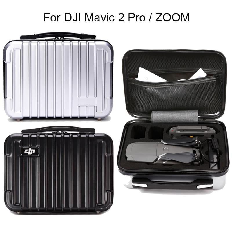 Maivc 2 Pro/Zoom Shoulder Bag Handbag Storage Case for DJI Mavic Pro/Mavic 2 Drone Dody Controller & Battery & Accessories стоимость