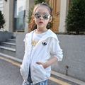 Unisex UV protection Coat Sunscreen Casual Clothes Kids Boy Clothes Girls Jacket