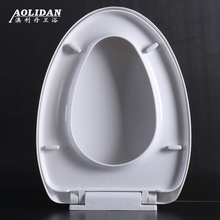 2017 No Pp Board Real Children's Toilet Seats Lid Electronic Bidet Cover Slow Drop Mute Thickened New V Type O U Seat