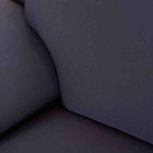 Image 4 - โมเดิร์นแฟชั่นสีบริสุทธิ์ยืดหยุ่นสำหรับห้องนั่งเล่นโซฟายืดโซฟาเบาะโซฟาล้างทำความสะอาด Slipcover