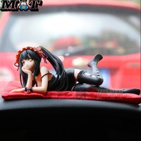 car Ornaments fashion lovely Stockings uniform lying girl can change clothes Creative and cool styling gift for friend