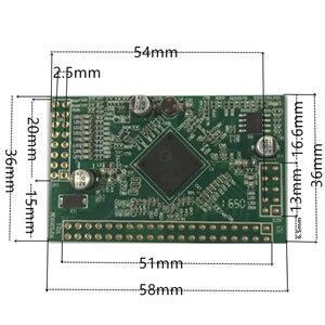Image 4 - 5 ポートギガビットスイッチモジュールは広く led ライン 5 ポート 10/100/1000 メートル連絡ポートミニスイッチモジュール PCBA マザーボード