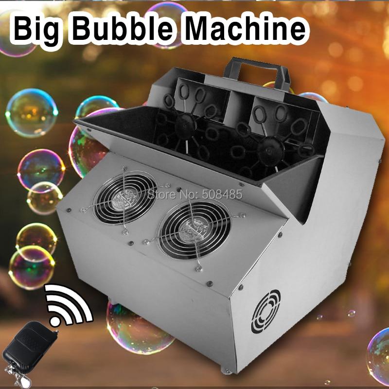 300 Вт большой пузырь машина 2.5L Управление Профессиональный Беспроводной удаленные Панель Управление Профессиональный DJ/бар/вечерние/ show/эт