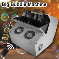 300w Big Bubble Machine 2.5L Control Professional Wireless Remote/Panel Control Professional DJ /Bar /Party /Show /Stage Machine