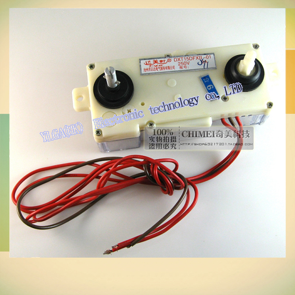 New   Washing Machine Timer Control H Tee-line Semi-automatic Washing Appli Spare PartsFree Shipping