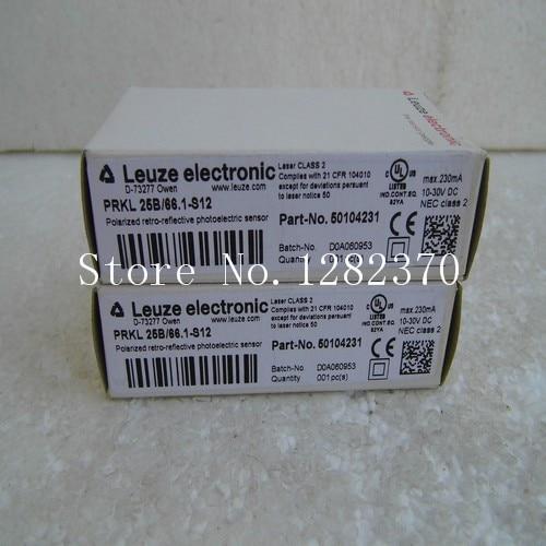 [BELLA] New original authentic special sales Leuze sensors PRKL 25B / 66.1-S12 Spot[BELLA] New original authentic special sales Leuze sensors PRKL 25B / 66.1-S12 Spot